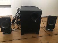 Creative Inspire t3103 speakers
