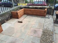 Paving, patio, landscaping, decking and artificial grass