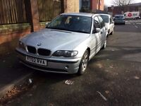 Bmw 320d se e46 2002 for quick sell spair or repair