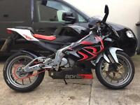 Aprilia Rs 125 2007 great condition mot serviced fast 125