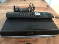 BT YOUVIEW box with remote & plug fully working