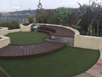 Decking Fenceing Patio