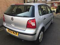 2003 VOLKSWAGEN POLO 1.2 ONLY £825