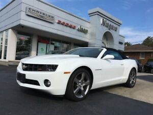 2012 Chevrolet Camaro 2LT,LEATHER,CONVERTIBLE,ALLOYS,