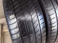 Used tyres/ part worn tyres/115/50/17 x 2 michelin/ open 7 days a week Touch stone tyres
