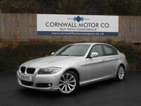 BMW 3 SERIES 2.0 320D SE 4d 175 BHP RECENT SERVICE - MOT DECEMBER (silver) 2009