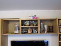 Bookshelve walnut