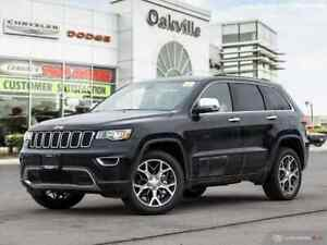 2019 Jeep Grand Cherokee LIMITED | SUNROOF | BLIND SPOT | HEATED