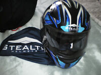 Ladies crash helmet small