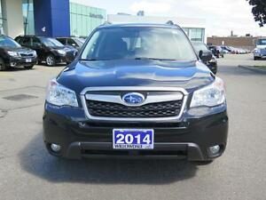 2014 Subaru Forester 2.5i Touring Automatic No Accidents Off Lea