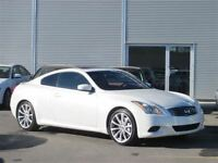 2009 Infiniti G37 S COUPE / SPORT-PKG / LEATHER / SUNROOF