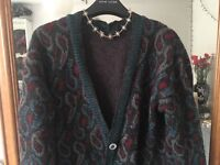 Vintage urban outfitters cardi