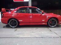 SUBARU IMPREZA TURBO WRX 4WD 275 BHP REMAPPED 17 INCH ALLOYS PERFORMANCE CAR
