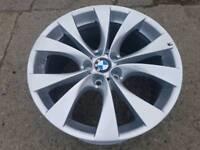 "Genuine 20"" bmw x5 alloy FRONT!!!"