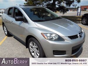 2007 Mazda CX-7 GS AWD *** Certified and E-Tested ***