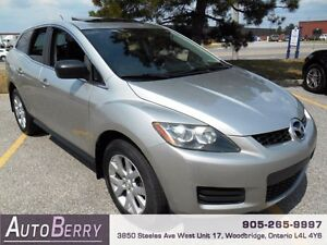 2007 Mazda CX-7 GS AWD *** Certified and E-Tested *** $6,999