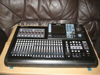 TASCAM DP32SD digital portastudio