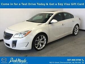 2014 Buick Regal 4dr Sdn GS AWD
