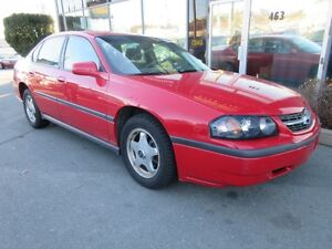 2004 Chevrolet Impala ORIGINALLY FROM BC - CLEAN CLEAN CAR