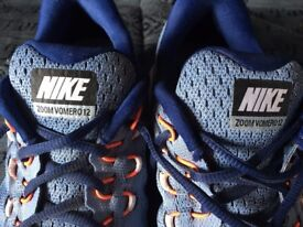 Nike Zoom Vomero 12 size 8.5 running shoes/trainers