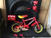Fire Chief Apollo Bike