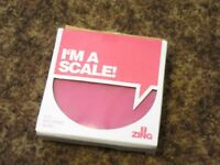 Scales electronic up to 2Kg New in original packaging