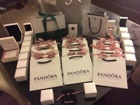 REDUCED - Pandora gift packaging bundle