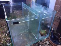Marine fish tank sump approx 100 litres