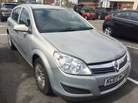 Cheap Vauxhall Astra life 5dr 2007 (low millage)
