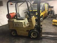 Yale 1.8 ton gas forklift good working order