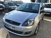 Ford Fiesta 1.4 Tdci £30 A Year Road Tax.