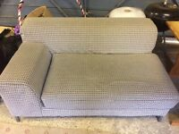 Ikea two seater sofa - free
