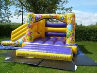 Bouncy castle hire, free delivery to Newport, Cardiff, Valleys and surrounding areas