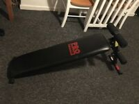 Pro Power sit-up bench