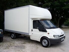Man and Van Removals Stockport