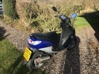 Peugeot viva city 50cc And just 3200 miles