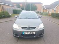 Toyota Corolla 1.4 VVT-i T3 Hatchback 5dr Petrol Manual 2005, Warranted with mileage History.