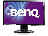 22 inch Benq LED Monitor with Senseye 3