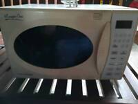 Hinari Lifestyle Microwave oven 800w working condition