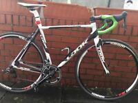 Look 595 Full Carbon Road bike