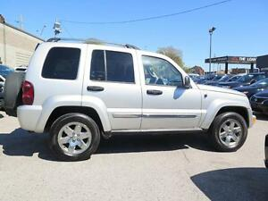 2007 Jeep Liberty Limited 4WD Cambridge Kitchener Area image 4