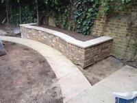 Bricklayers available quality work.Grounds work ,Landscape designer ,extensions , top quality work