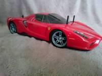 Tamiya TB-01 Enzo Ferrari rc car