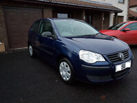 Vw Polo 1.2 2007, just served and MOT'd