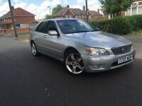 Lexus IS 200 auto T.reg MOT&TAX - drives mint - £440 - not Audi Bmw Mazda is200 vw Mondeo vectra