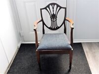 Antique style children's chairs
