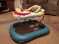 Chicco baby band walker