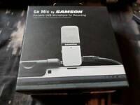 Samson USB mic excellent condition