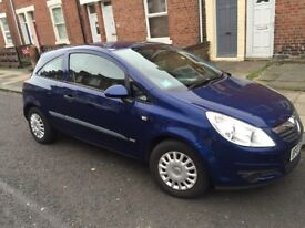 Vauxhall Corsa 2007, VERY LOW MILEAGE!