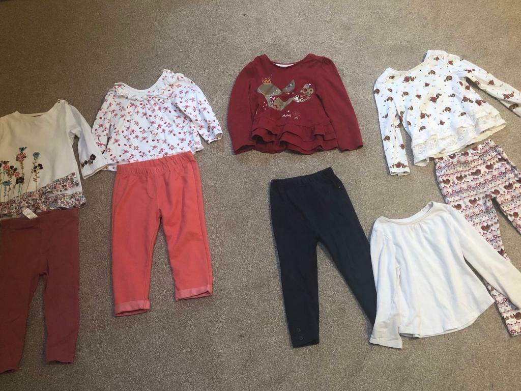 b354bfe33 Baby girl clothes bundle 18-24 months